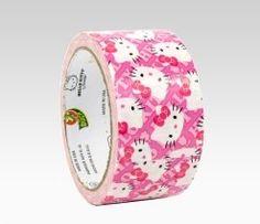 Hello Kitty Duck Tape