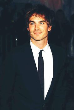 Ian Somerholder is almost too good looking...if there is such a thing