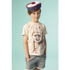 www.fishonthemoon.com - Soft gallery-sailor-monkey-t-shirt-jongens