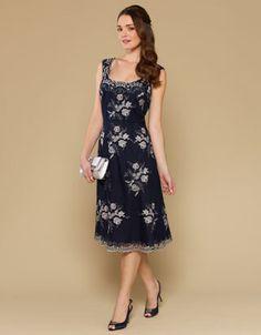 Delicate embellished dress