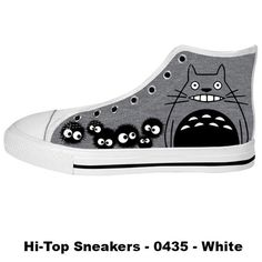 Made only for Real Fans - Totoro Sneakers - TeeAmazing - 2