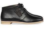Zwarte Clarks Originals boots Phenia Desert enkelaarsjes