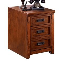 Signature Design By Ashley Cross Island Medium Brown Oak Stain File Cabinet Craftsman Style Furniture, Mission Style Furniture, Mission Style Bedrooms, Desk Redo, Hanging Files, Oak Stain, Small Drawers, Furniture Styles, Online Furniture