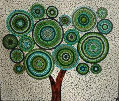 Teresa Hollmeyer mosaic tree