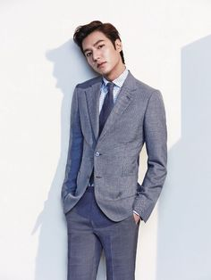 Lee Min Ho // L'Officiel Hommes Magazine May Issue '14 ♡ #Kdrama