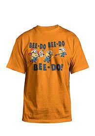 Hybrid™ Short Sleeve Minion Tee Boys 8-20