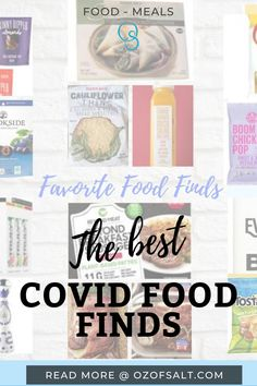Have you been stress eating lately? What are your new food discoveries since covid? Over the last 8 months, discoveries of new food items and drinks arise. Check this blog to know more about our favorite covid food finds. Feel free to take screenshots so that you can pick it up the next time you're out in the grocery store. #favoritefoodfinds #newfooddiscoveries #ounceofsalt Easy One Pot Meals, Easy Family Meals, Easy Weeknight Dinners, Delicious Recipes, Great Recipes, Favorite Recipes, Yummy Food, Healthy Recipes, I Like Cheese