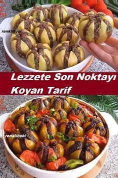 Veggie Recipes, Vegetarian Recipes, Cooking Recipes, Healthy Recipes, Veggie Food, Food Photography Tips, Turkish Recipes, Organic Recipes, Kids Meals