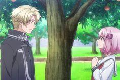 Norn9 Norn+Nonet (Kakeru and Koharu)