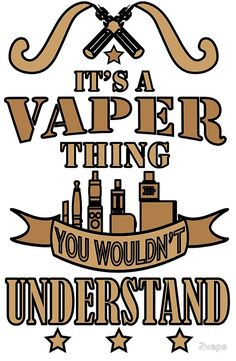 It's a Vaper Thing Light #vape #vapers #vaping #vapelife