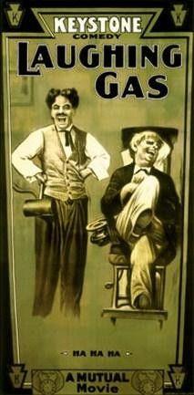 CHARLOT FALSO DENTISTA (1914) una razón más para ir al dentista! Mucha risa