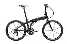 Lovingly called the Pirate-Ninja because they couldn't decide which of the two was more badass, the Tern Eclipse X20 is quite possibly the world's fastest folding bicycle.
