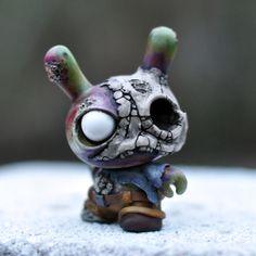 Fosl Zombie Grey -  Zombiez Series by kOmega