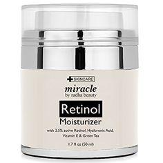 Retinol Moisturizer Cream for Face - With Retinol, Hyalur... http://www.amazon.com/dp/B015ORL3B8/ref=cm_sw_r_pi_dp_halwxb1N688RX