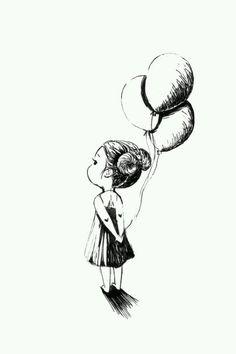 Resultado de imagen de little girl drawing