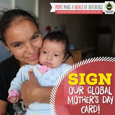 We're proud to wish the strong women of #FairTrade a Happy #MothersDay! Will you join us by signing our global Mother's Day card? http://BeFair.org/ #FairMoms