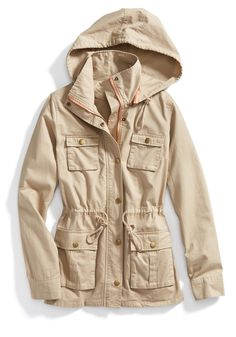 Stitch Fix Winter Essentials: Layer this lightweight outerwear over a denim jacket or chunky sweater.