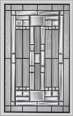 Masonite Naples Glass Craftsman Style Doors In 2019