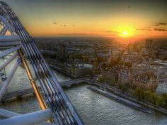 vue magnifique  | Magnifique vue sur la belle ville de Londres, une des villes les plus ...