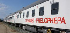 Phelophepa I and II, South Africa Support, Case Study, South Africa, Trains, Copper, Rural Area, Brass