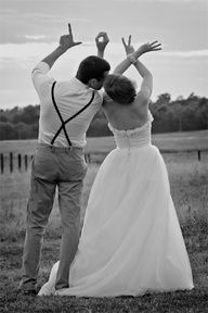 this idea is too cool!! L-o-v-e it! ;) | http://wonderfulweddingphotos.blogspot.com
