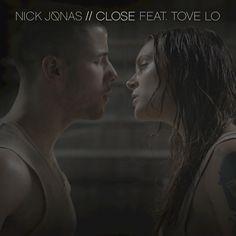 """Close"" de ""Nick Jonas Tove Lo"" está en mi playlist Mimimi de Spotify"