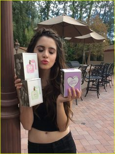 Laura Marano Debuts Her New Perfume - Get All The Details!
