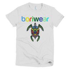 Boriwear Turtle Tee- Womens