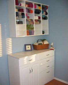 A Cozy Yarn Corner