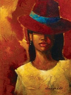 The Red Hat -  Kanayo Ede