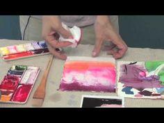 """Wet-in-Wet Technique - """"Watercolor Basics"""", Vook"""