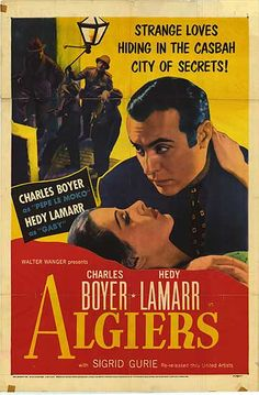 algiers movie poster | ALGIERS POSTER ]
