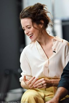 bb375c057aed8 claire foy 2017 TIFF Clare Foy
