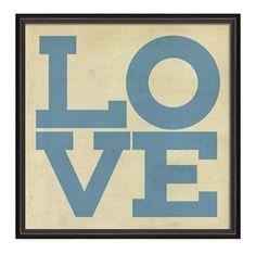 'love' vintage artwork http://rstyle.me/n/irk8zr9te