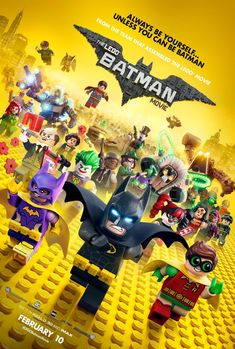 Return to the main poster page for The Lego Batman Movie (#4 of 4)