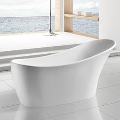 """Found it at Wayfair - 63"""" x 26.38"""" Soaking Bathtub"""