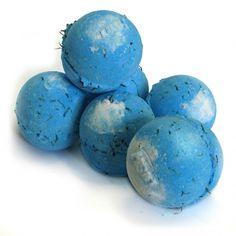 Big Blue #Badekugel #Bathbomb #Vegan #Lush #Fresh #Handmade #Cosmetics