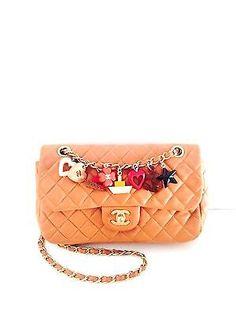 Chanel-Valentine-Limited-Edition-Quilted-Beige-Leather-Flap-Shoulder-Bag