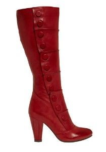 The Kapow! Boot. love the red, dont know if I could do the heel,like them though
