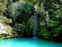 Adonis Baths & Waterfalls