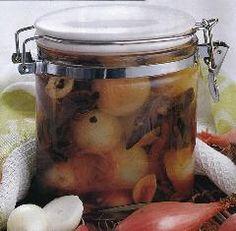 Cebollas y ajos a la sidra
