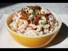 BLT Pasta Salad...this is the recipe I submitted to Gooseberry Patch...it is very yummy! check it out!!!