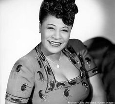 Ella Fitzgerald- she was a songbird with the range and octive to hit the highest shril and the lowest note. Her voice was her instrument. She sang clear and powerful. Truly gifted.