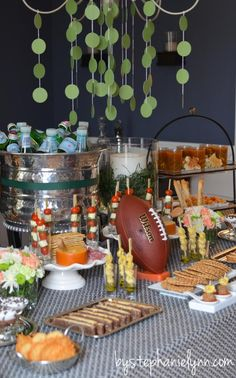 Ideas to Host Your Own Pasta Bar - Buffet Party Menu - bystephanielynn