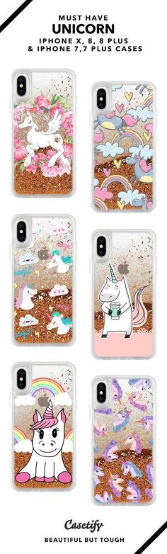 Must Have Unicorn iPhone X, iPhone 8, iPhone 8 Plus, iPhone 7 and iPhone 7 Plus case. - Shop them here ☝️☝️☝️ BEAUTIFUL BUT TOUGH ✨ - unicorns, dreamy, unicorn art, unicorn customs #iphone8pluscase, #iphone7pluscase