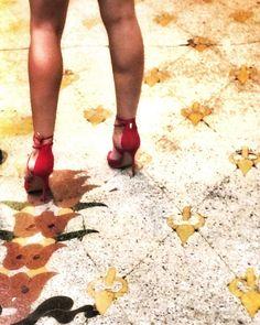 #legs #gams #redshoes #red #walk #tile#tiles #beauty #nicelegs #beautiful #vintage #ca #love #heel #heels #downtown #shoes #rememberme #dtla #TRU_Passion #TRU_Beauty #tileaddiction #stems #sensual_art #sensual_guru #sensual_divas #flowers #flower#street #streetstyle by darkwarlord