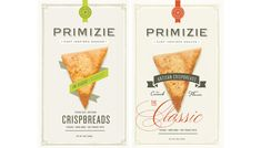packaging / primizie - snack
