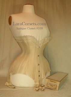Edwardian Corset ( Get your goth on with gothic punk clothing - a favorite repin of www.vipfashionaustralia.com )