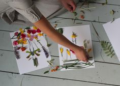Mer Mag: Make and Decorate Your Own Nature Paper Dolls