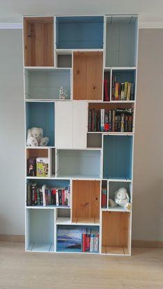 deco caisse de vin on pinterest wine crates wine boxes. Black Bedroom Furniture Sets. Home Design Ideas